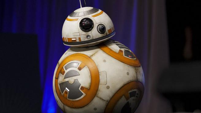Así funciona BB-8, el droide de 'Star Wars: El despertar de la fuerza'