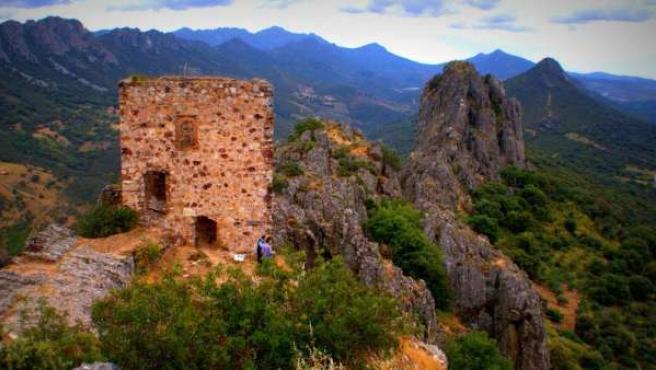 Este geoparque está situado en el sureste de la provincia de Cáceres.