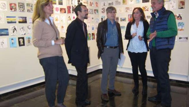 El 4º Espacio Cultural acoge el proyecto solidario 'Postales desde el Limbo'