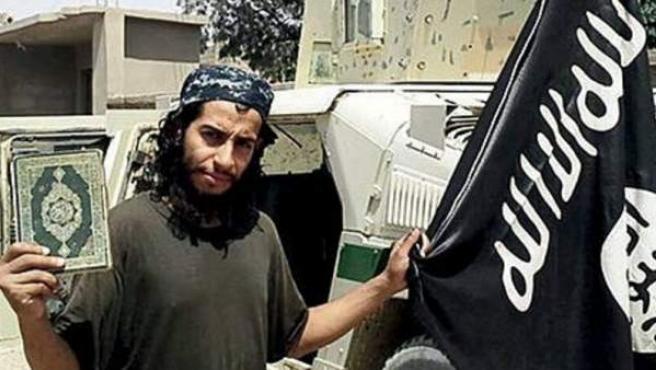 Abdelhamid Abaaoud, presunto cerebro de los atentados en París