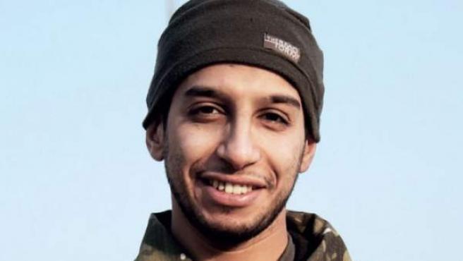 Imagen de archivo de Abdelhamid Abaaoud, considerado el cerebro de los atentados de París.