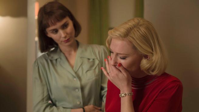 'Carol': Nuevo tráiler que te dejará sin palabras