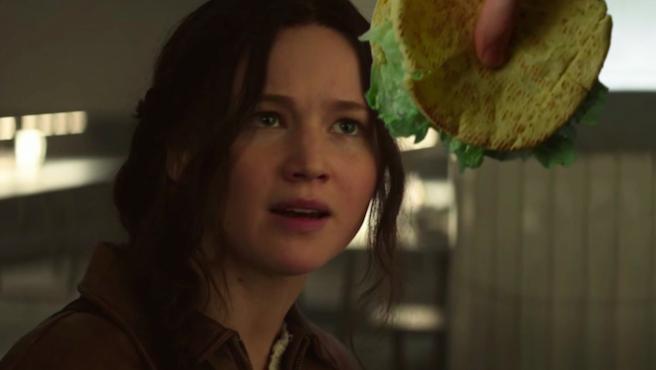Vídeo: Katniss siempre se queda con Pita