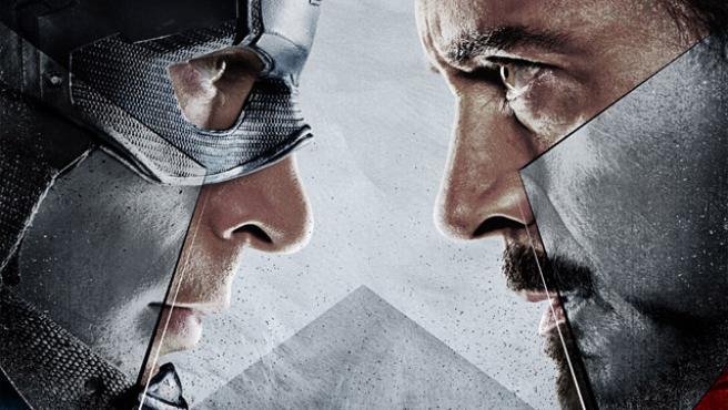 Primer tráiler y pósters de 'Capitán América: Civil War'