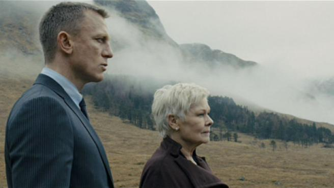 En el 'Skyfall' que nunca vimos, James Bond mataba a M
