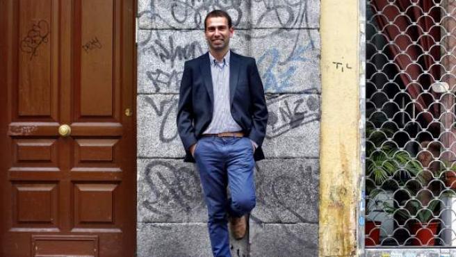 Javier León (42 años) es uno de los primeros asexuales en España en dar la cara y hablar sin tapujos de su sexualidad.