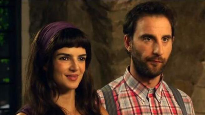 Fotograma de la película Ocho apellidos catalanes, la esperada secuela de la cinta más taquillera del cine español.