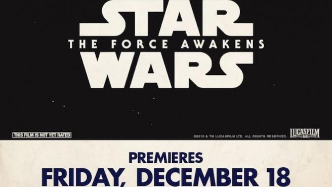 Los pósters retro de 'Star Wars: El despertar de la Fuerza'