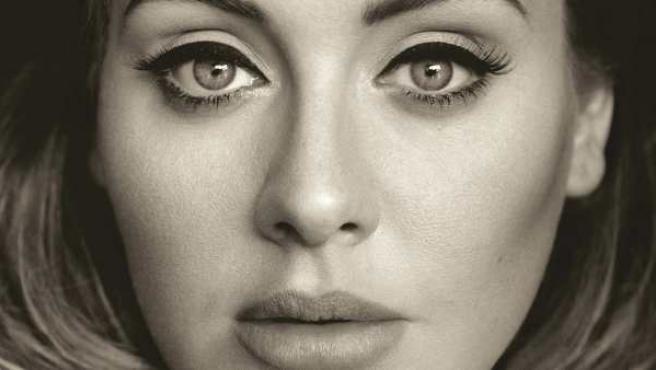 Adele presenta su nuevo disco, '25'.