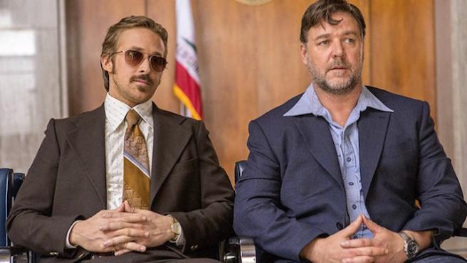 'The Nice Guys': Primer vistazo a Ryan Gosling y Russell Crowe