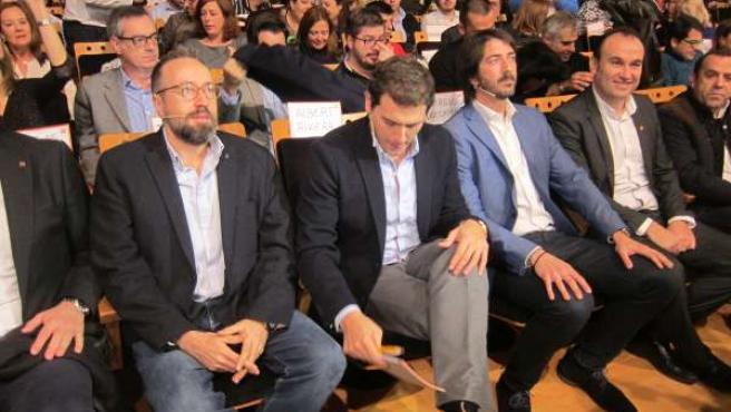 J.C.Girauta y A.Rivera, C's