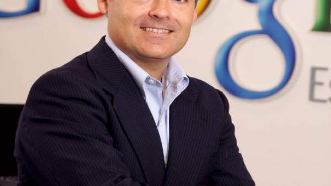 Javier Rodríguez Zapatero, director general de Google España, Portugal y Turquía.
