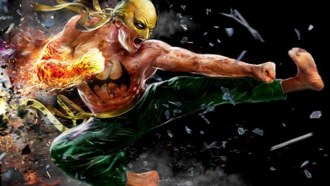 'Iron Fist' de Marvel ya tiene sinopsis y showrunner para su serie en Netflix