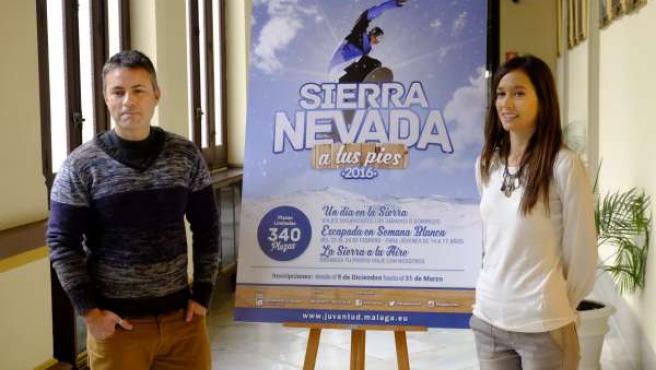 Elisa Pérez de Siles, concejala de Deporte y Educación, Ayuntamiento Málaga