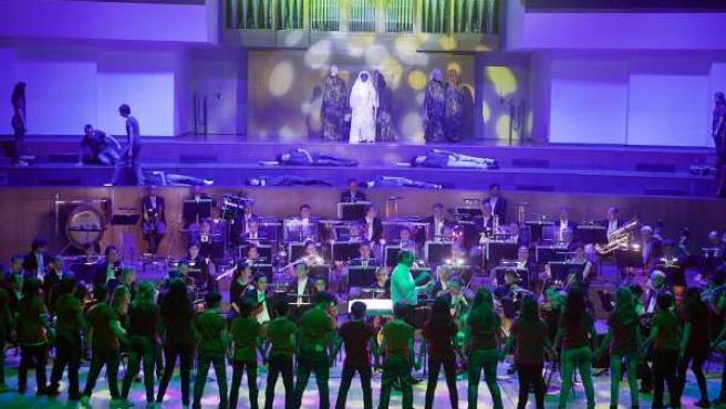 Audiciones para la programación infantil y juvenil del Palau de la Música
