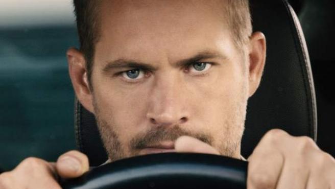 Paul Walker en 'Fast & Furious 7'