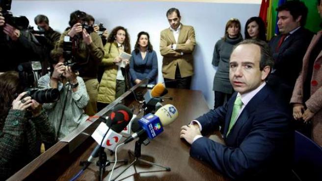 El exalcalde de Boadilla Arturo González Panero.