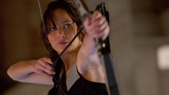 Lionsgate hará más películas de 'Los juegos del hambre'