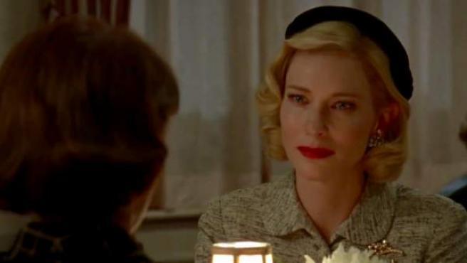 Cate Blanchett y Rooney Mara protagonizan 'Carol'.