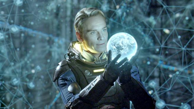 Michael Fassbender tendrá dos papeles en 'Alien: Covenant'