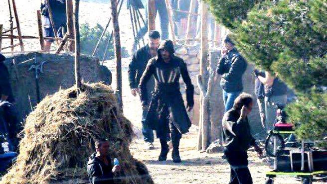 'Assassin's Creed': Primeras imágenes del rodaje en España