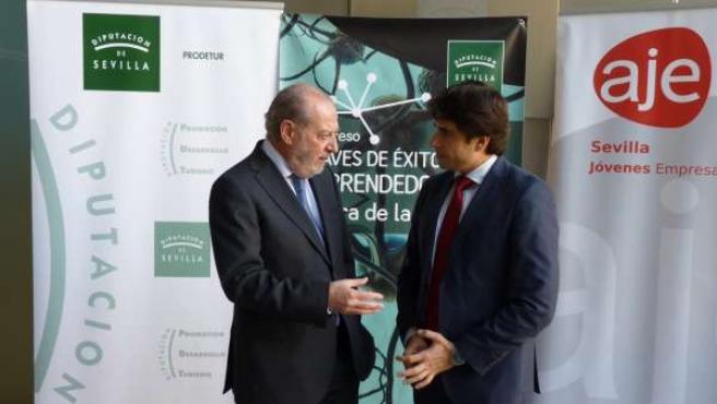 Inauguración del congreso Claves del Éxito para Emprendedores 3.0'