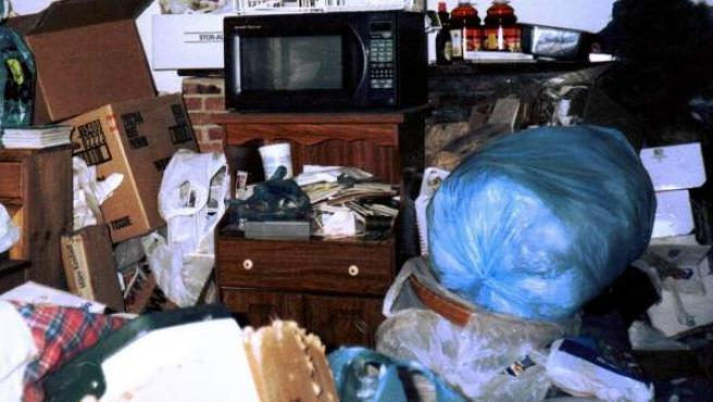 La acumulación de basura es sólo un síntoma.