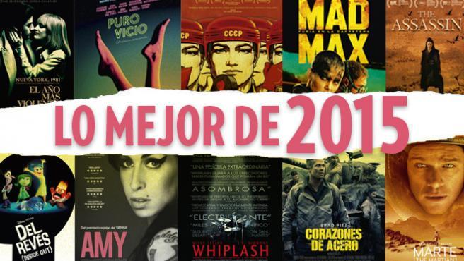 Las mejores películas de 2015 según CINEMANÍA