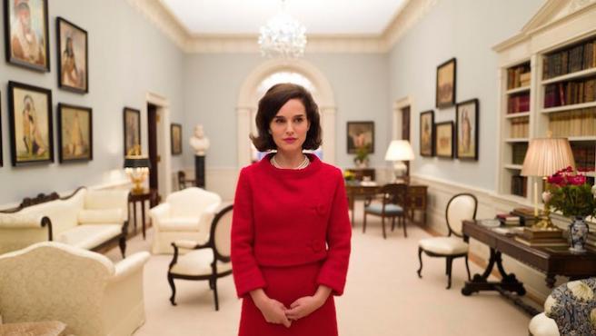 Primer vistazo a Natalie Portman como Jackie Kennedy