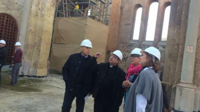Visita a la Catedral Antigua de Cartagena