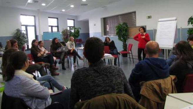 Lanzadera de Empleo en Zaragoza.
