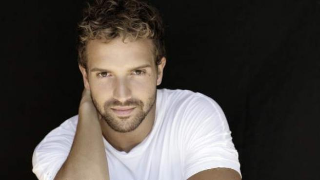El cantante Pablo Alborán en una foto promocional.