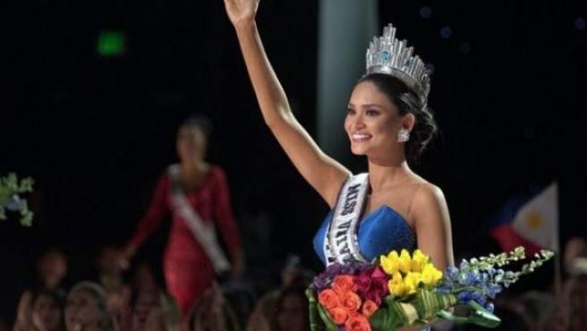 Pia Wurtzbach, Miss Universo 2015.
