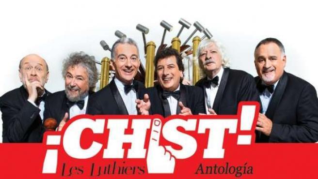 '¡Chist! Antología'