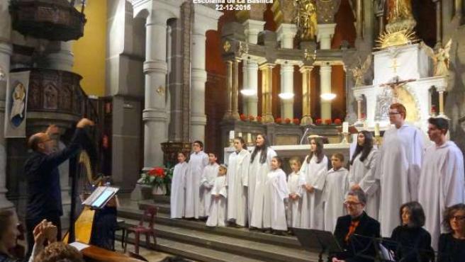El Mesías De G.F. Haendel 3 De Enero 20H Basílica De Gijón