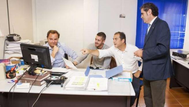 La Diputación de Almería presta asistencia a municipios