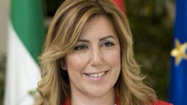 Susana Díaz, presidenta socialista de la Junta de Andalucía.