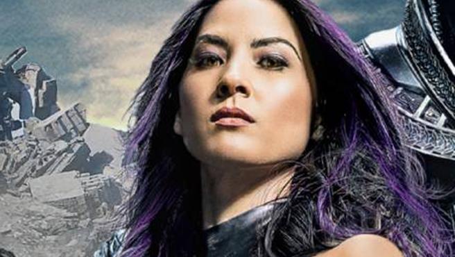 'X-Men: Apocalipsis': Nueva imagen de Olivia Munn como Psylocke