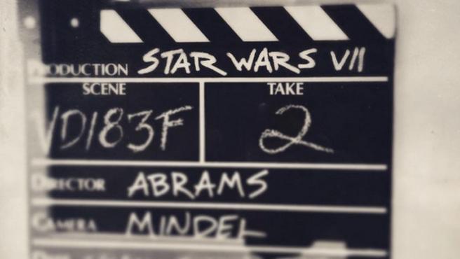 Galería: Detrás de las cámaras de 'Star Wars: El despertar de la Fuerza'