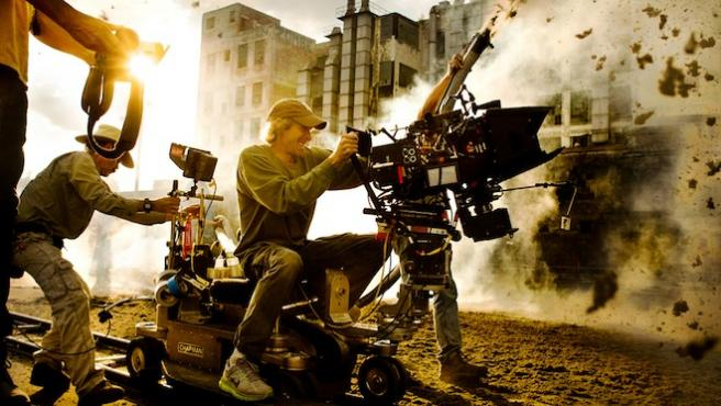Michael Bay dirigirá 'Transformers 5'