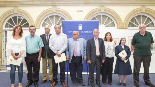 La Diputación ha entregado las subvenciones a las ONG's beneficiarias.