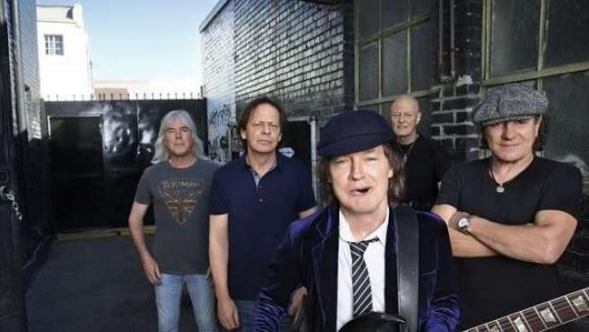 AC/DC En 2015