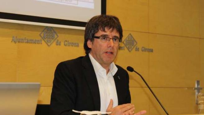 Carles Puigdemont (Girona)