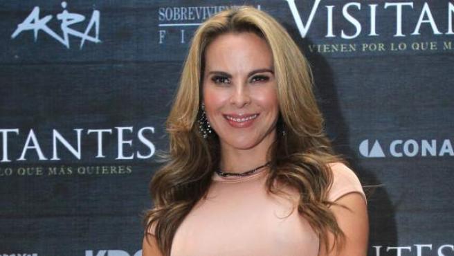 La actriz Kate del Castillo le pidió hace cuatro años al capo Joaquín 'El Chapo' Guzmán que usara su poder para ser un héroe.