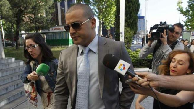 El principal imputado por el caso Madrid Arena, Miguel Ángel Flores.