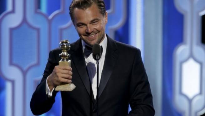 [Globos de Oro 2016] Los mejores momentos de la gala que encumbró a Iñárritu