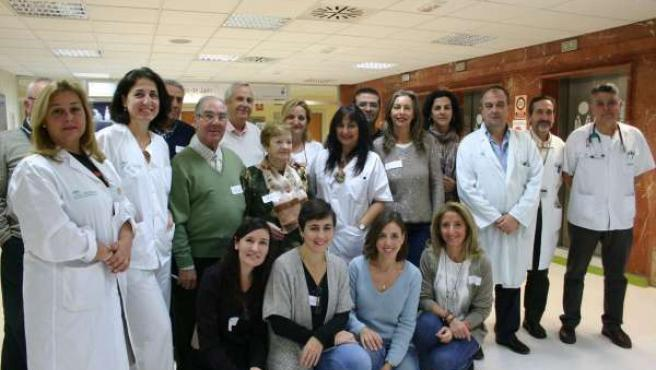 El Hospital Macarena promueve la Escuela de Pacientes con insuficiencia cardiaca