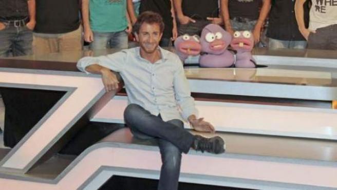 Pablo Motos, presentador del programa 'El Hormiguero' de Antena 3.