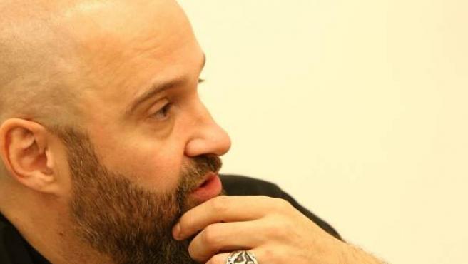 César Strawberry, líder de Def con Dos