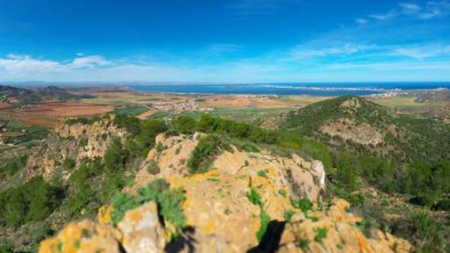 Fragmento de la foto de 401 gigapíxeles que ha realizado el fotógrafo Carlos Caravaca y que es la foto digital más grande del mundo.